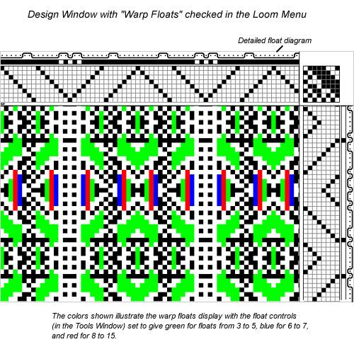 weavemaker user s manual loom menu